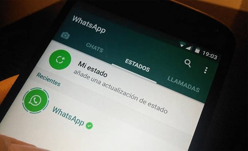 mi estado whatsapp