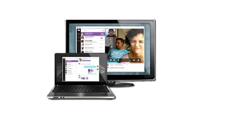 Viber en PC y Laptop