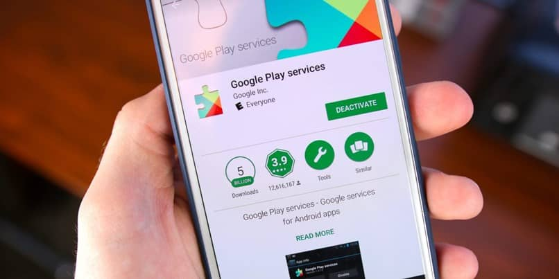 google services movil