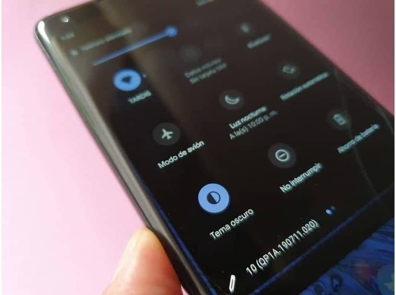 How to activate Instagram dark mode on Android and Google Chrome