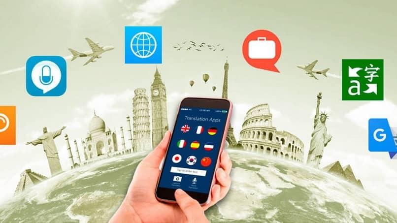 aplicaciones mundo avion