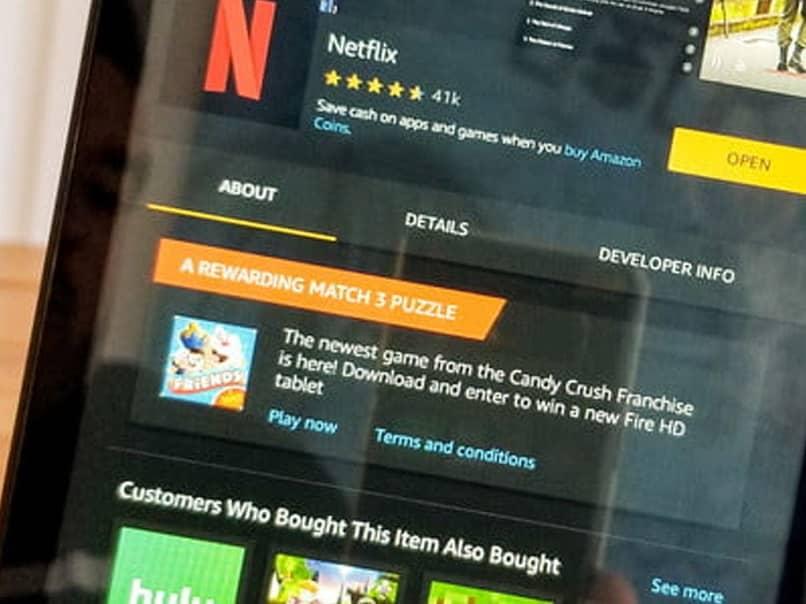 app de netflix celular