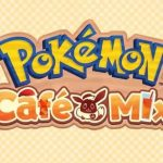 logo de pokemon cafe mix