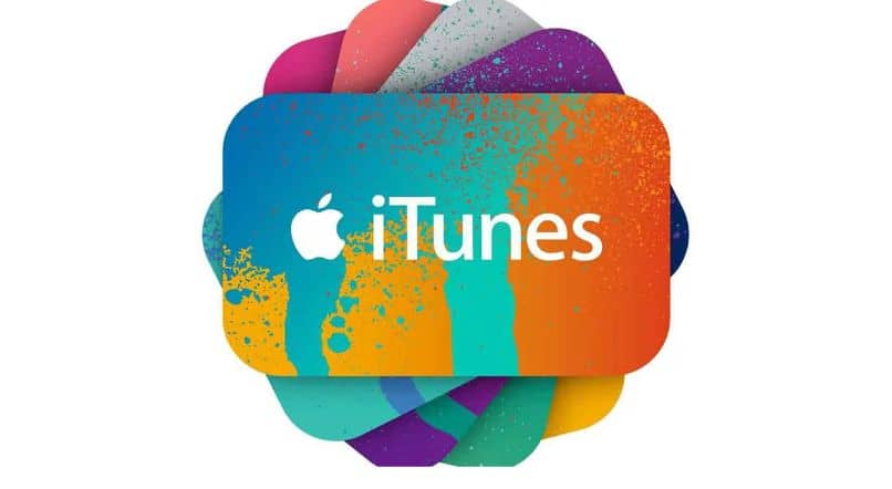 Paleta de colores iTunes