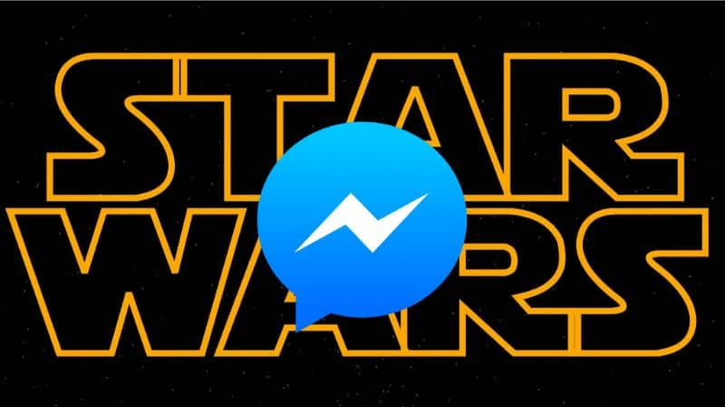 Star Wars messenger