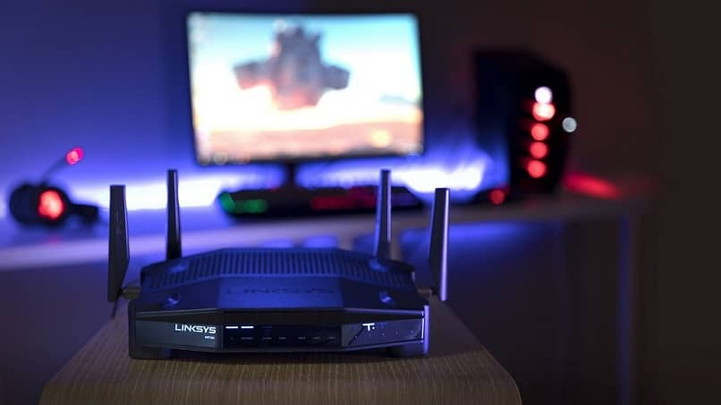 router red inalambrica