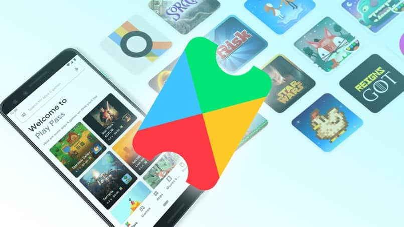 icono google play pass
