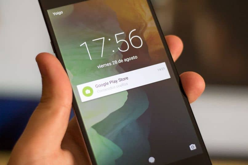 How to put notes or reminders on my Android lock screen
