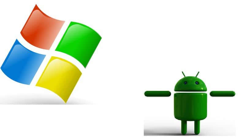 windows y android