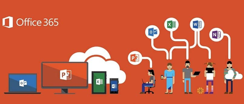 Office Microsoft nube personas