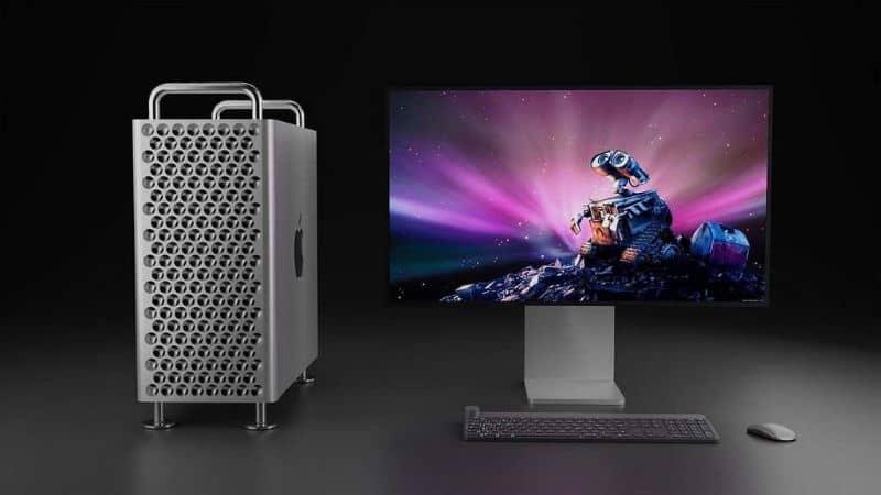 PC de escritorio Mac