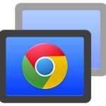 icono google chrome remoto