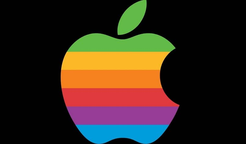 apple multicolor