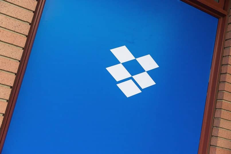 pantalla dropbox movil