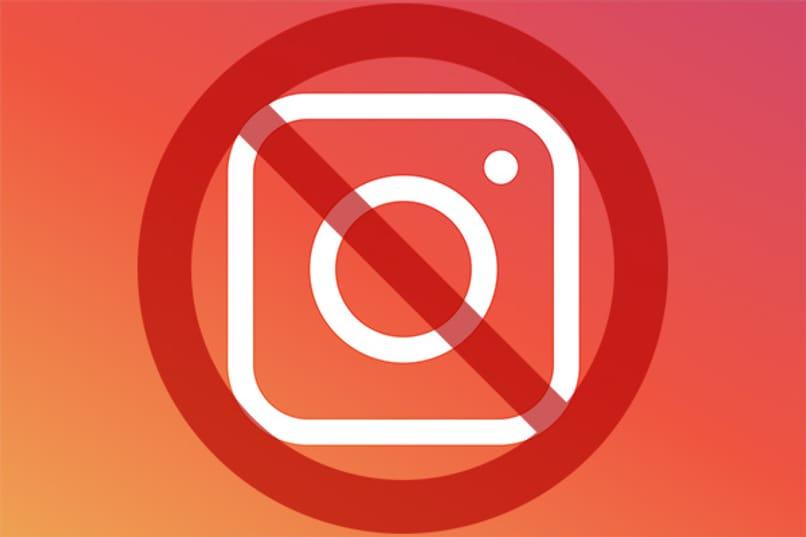 usuario bloqueado de instagram