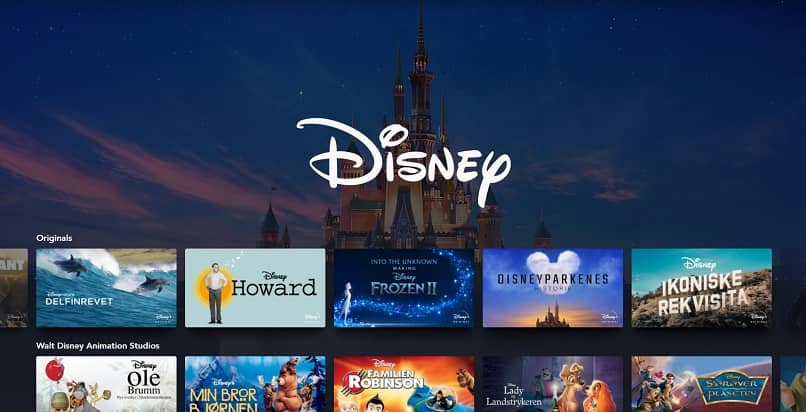 catalogo disney plus
